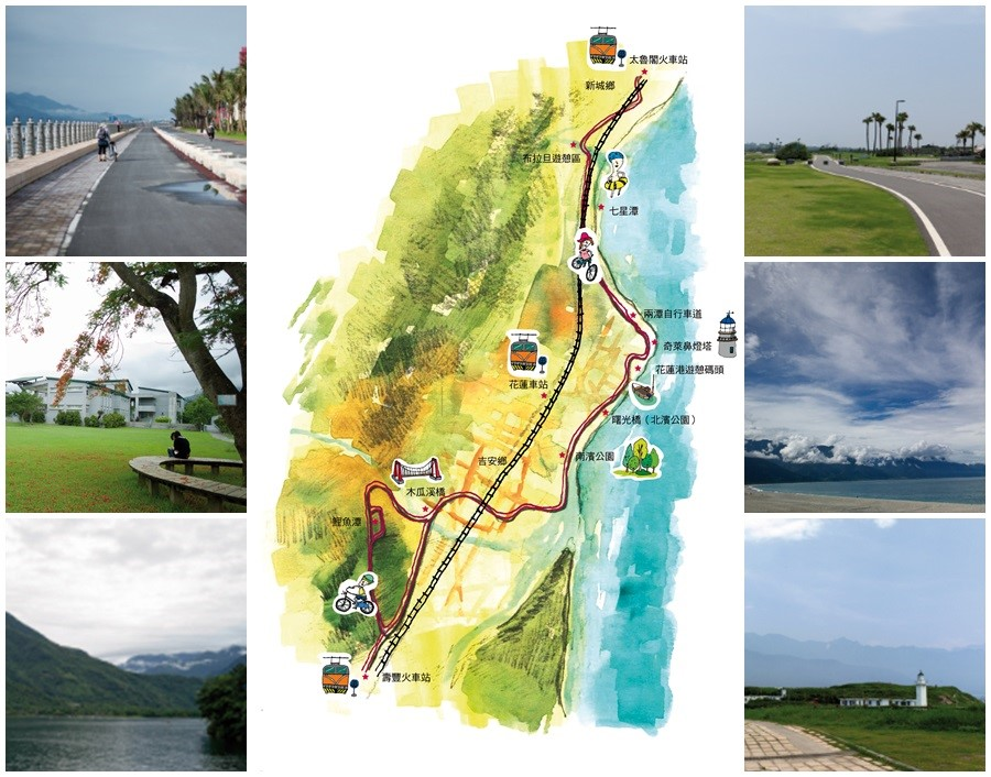 Hualien Ji-an one day trip (1)